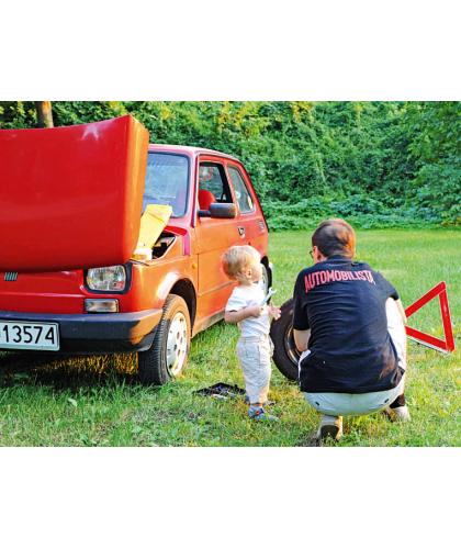 Koszulka Automobilista