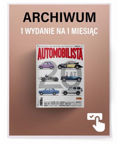 Archiwum - 1 wydanie na 1...