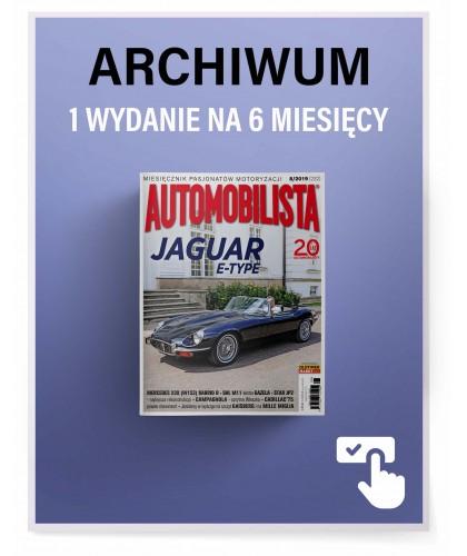 Archiwum - 1 wydanie na 6...