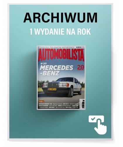 Archiwum - 1 wydanie na 12...