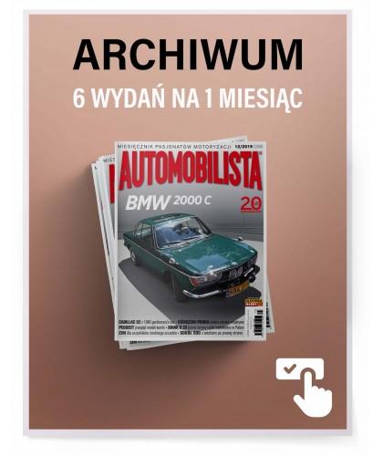 Archiwum - 6 wydań na 1...