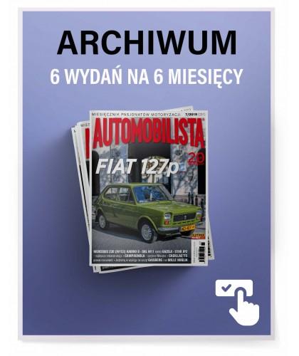 Archiwum - 6 wydań na 6...