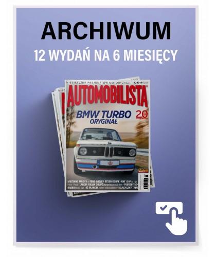 Archiwum - 12 wydań na 6...