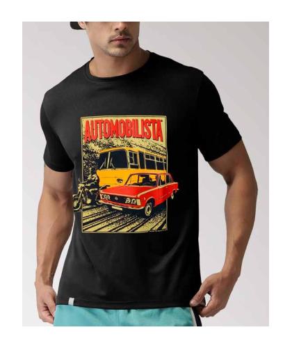 Koszulka Automobilista New...