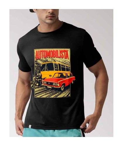 Koszulka Automobilista New