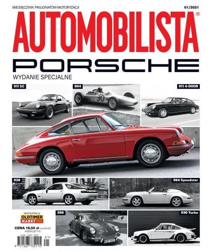 Automobilista Porsche...